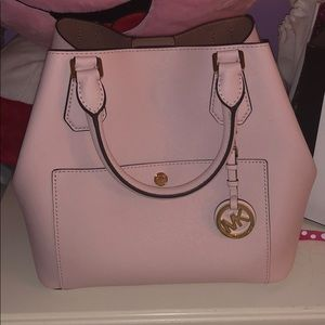 Micheal Kors Pink Greenwich Tote **BRAND NEW